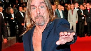 Iggy Pop on Drugs: 'just Drop That st'