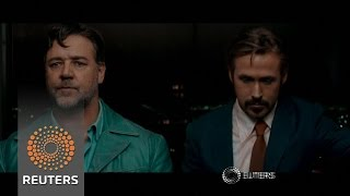 Gosling and Crowe play not so 'Nice Guys' in a seedy 70s Los Angeles