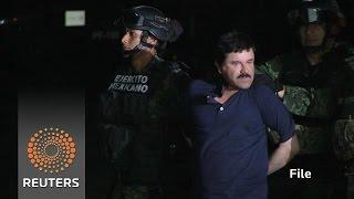 Mexico to extradite drug boss Guzman to U.S.