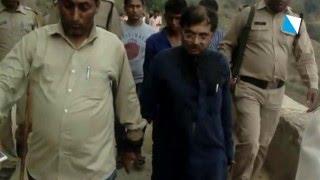 Tarun Vijay injured after a scuffle outside Uttarakhand temple