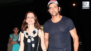 Hrithik Roshan's SECRET Meeting With Ex Sussanne Khan