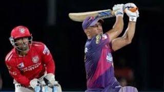 IPL 2016 - Rising Pune Supergiants vs Kings XI Punjab - MS Dhoni Helps Pune Beat Punjab By 4 Wickets