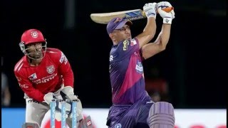 IPL Last Over Dhoni Hits 23 Runs in 6 bowls RPS VS KXIP - MS DHONI CRAZY LAST OVER FINISH 23 RUNS