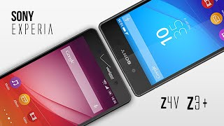 Sony Xperia Z4V V/s Sony Xperia Z3+ - Fight For The Best Z CROWN.