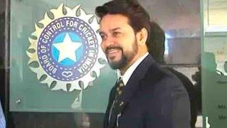 Anurag Thakur all set to become BCCI President