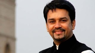 Anurag Thakur MP Bharatya Janta Party Takes over as BCCI Young President