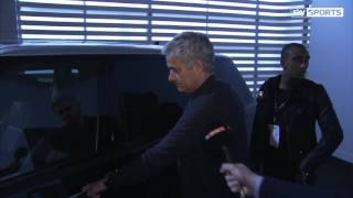 Mourinho Questioned on Manchester United Move