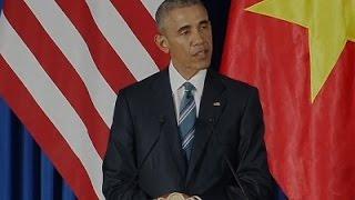 Obama Lifts Vietnam Arms Embargo