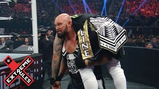 The Usos vs. Gallows & Anderson -Tag Team Tornado Match: 2016 WWE Extreme Rules on WWE Network