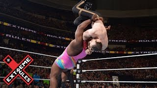 The New Day vs. The Vaudevillians - WWE Tag Team Title Match: 2016 WWE Extreme Rules on WWE Network
