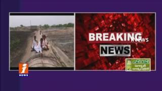 High Tension At RDS Dam In Kurnool iNews