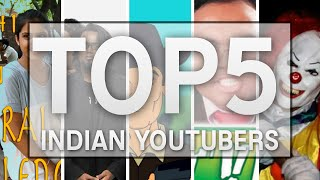 Top 5 Most SUBSCRIBED Indian Entertaining Youtube Channels That will Make You Crazy With Laughter.