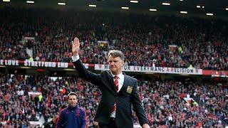 Louis van Gaal SACKED! - Manchester United Fan Reaction