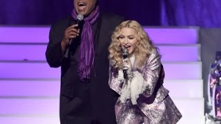 Madonna, Wonder, Dion at Billboard
