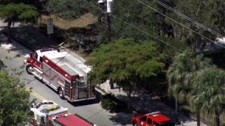 Raw: Planned Parenthood Evacuated, 7 Treated