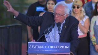Sanders 'Disturbed' Clinton Won't Debate