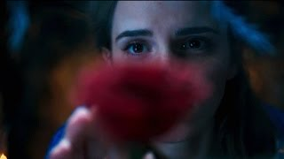 First Look At Emma Watson in NEW Beauty & The Beast Teaser