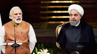 PM Modi renders Ghalib's couplet in Iran