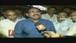 AP Minister Narayana Face To Face With iNews On Mahanadu Arrangements In Tirupati iNews