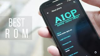 Best Android Lolipop 5.1 Custom ROM Everyone Should Try! - AICP