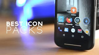 Best Android ICON Packs 2015 - Make Homescreen Awesome.