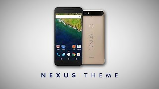 How To Make Any Android Device Like Nexus 5X & 6P U.i - Android 6.0 Marshmellow D.I.Y