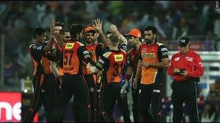 Eliminator 1 - IPL 2016 - Eliminator SRH vs KKR - SRH won by 22 Run Match Slide show