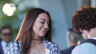 Sonakshi Sinha LiveUnplugged with ASUS Zenfone Max 60 seconds