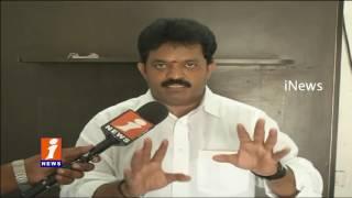 Rayalaseema Porata Samithi convener Naveen Kumar Reddy Fire on TDP Mahanadu Tirupati iNews