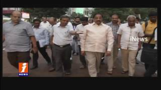 Kothagudem and Bhadrachalam people demand for separate Distract in Khammam iNews
