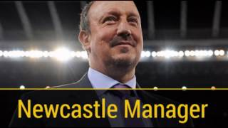 Rafa Benitez to stay on as Newcastle manager