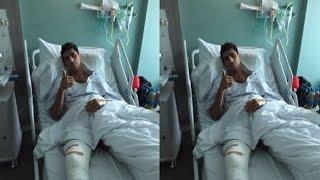 Cricketers wish speedy recovery as Nehra undergoes knee surgery