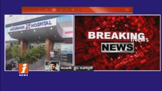 Software employee Tejswini commits suicide by hanging herself in Hyderabad iNews