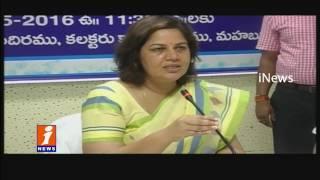 TRS Govt announce Govt Jobs for Telangana martyrs Families | iNews