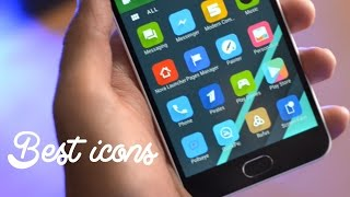 The Best Free Icon Pack For Android Ever - Elta Icon Review!