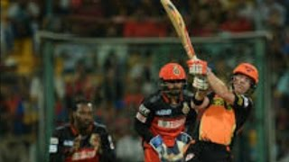 IPL 2016 Final - Sunrisers Hyderabad vs Royal Challengers Bangalore - SRH Set 209 Run-Target For RCB
