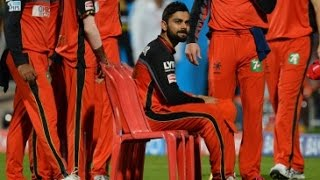 SRH win IPL 2016 beat RCB by 9 runs - RCB vs SRH FInal Match IPL 2016