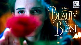 Beauty & The Beast Official Teaser Trailer OUT!! | Emma Watson