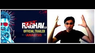 Raman Raghav 2.0 Trailer Review and Analysis - Yes-No-Maybe - Raman v/s Raghav - Anurag Kashyap Film