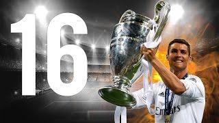 Cristiano Ronaldo - All 16 Champions League Goals - 2015/2016