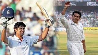 Alastair Cook beats Sachin Tendulkar's record, reaches 10000 Test runs