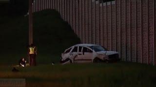 Raw: I-95 Central Florida Crash Kills 3 Girls