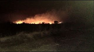 Over 17 dead, more than 20 injured in Pulgaon Army ammunition depot fire