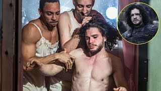 Game Of Thrones Actor Kit Harington Blasts $exism Faced By Male Actors