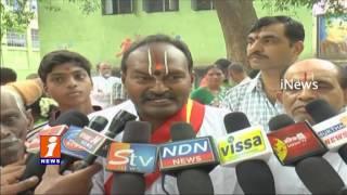 Vishwa Hindu Parishad Rally | Hanuman Jayanti Celebration in Nellore | iNews