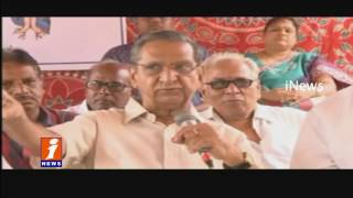 Vizianagaram People Disappointment For dishonour on Gurajada Apparao | iNews