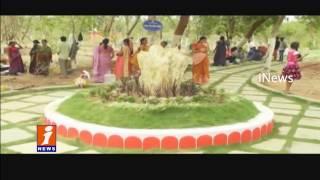Telangana Govt Develop Bokkala Gutta Forest Area as a Tourist Destiny | Gandari Vanam | iNews