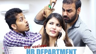 The Workplace | Ep-02 | HR The Useless Department