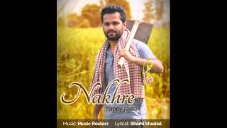 New Punjabi Songs 2015 - Happy Jassar - Nakhre - Noor Records - Lyrical Audio - Full HD