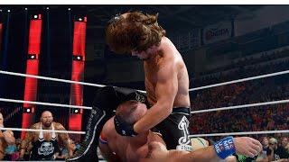Raw, May 30, 2016 : John Cena Returns To WWE & Officially Enters WWE's New Era